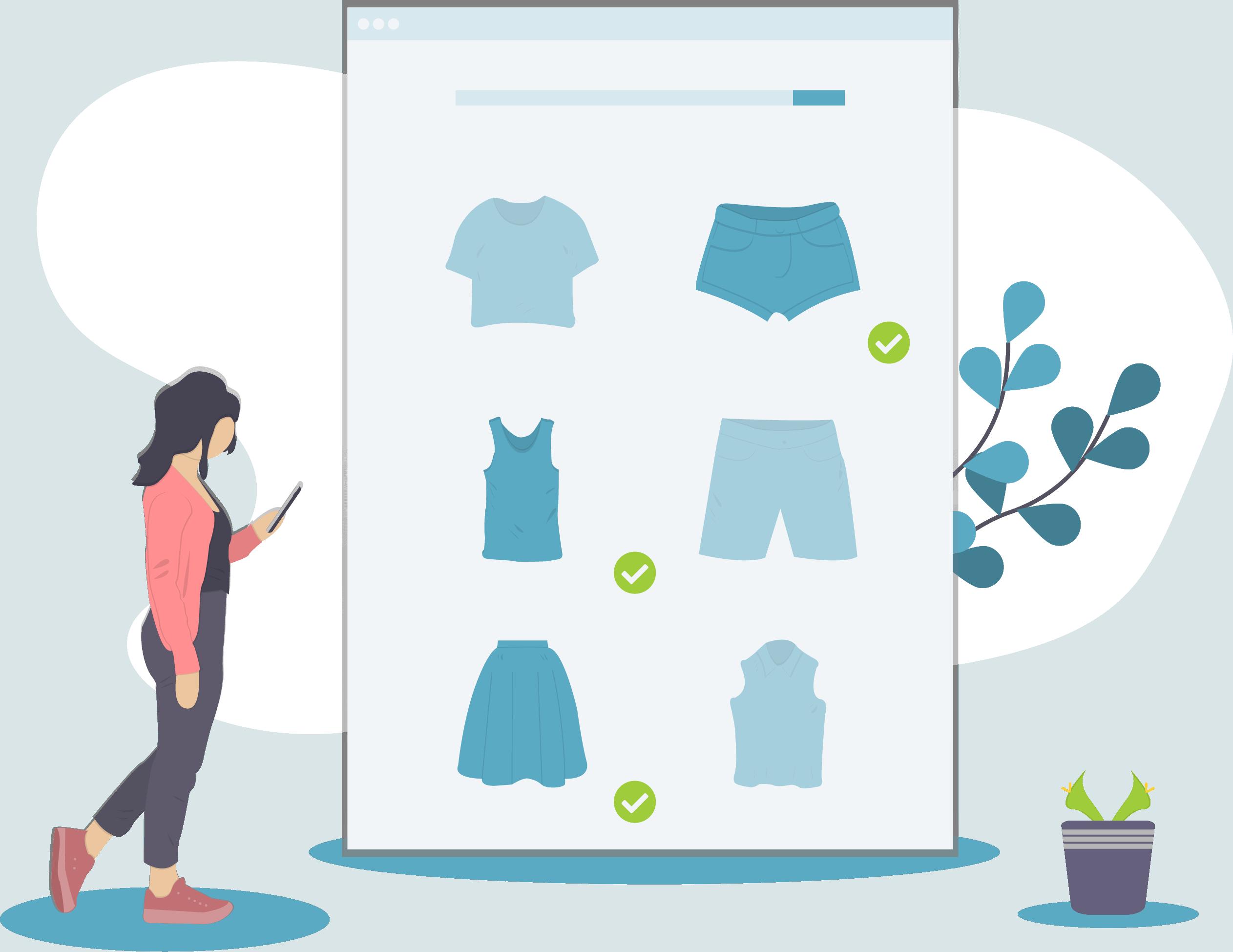 Service VNV - e-commerce