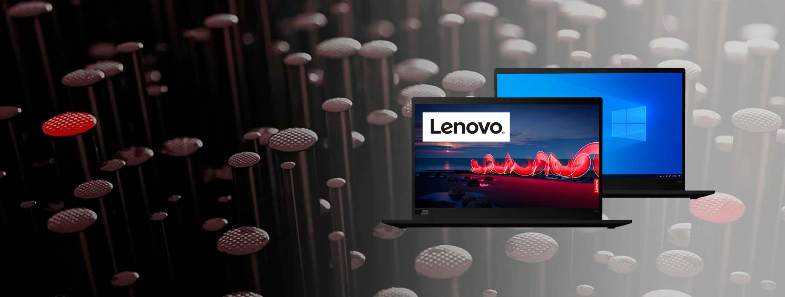 Lenovo: découvrez la gamme 2020